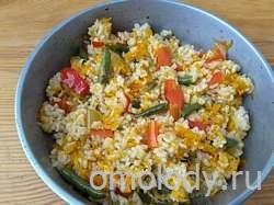 красивая подача салатов фото и рецептами