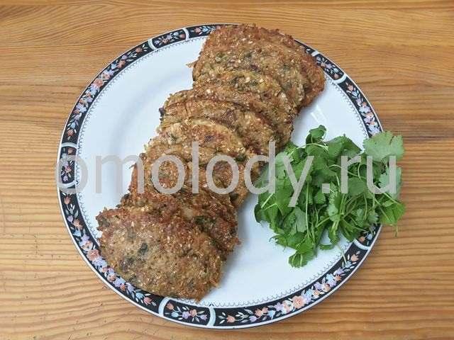 Готовим дома рецепты котлеты капустные