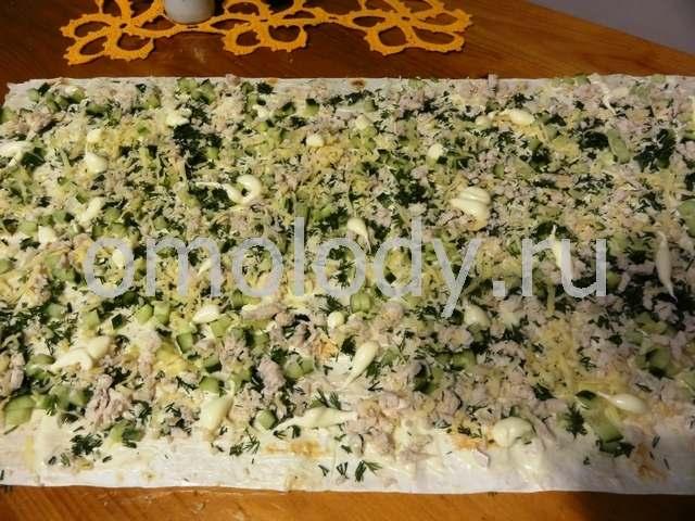 салат из редьки рецепт с фото очень вкусный