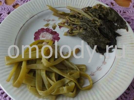 Рецепты из одуванчиков, каперсы, оладьи, салаты