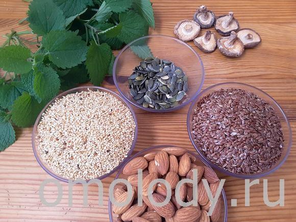 витамины группы В содержатся в наибольшем количестве