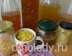 Варенье из цветов одуванчиков рецепт, мед из одуванчиков, сироп из цветов одуванчика